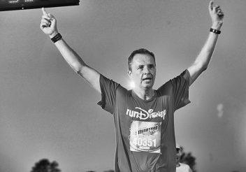 Haja fôlego: o jornalista e corredor Ricardo Capriotti