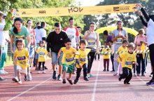 MOV estimula prática de atividade física e qualidade de vida desde a infância