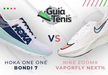 Hoka One One Carbon X x Nike ZoomX Vaporfly Next%