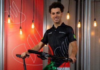 Ciclista Henrique Avancini é esperança de medalha em Tóquio
