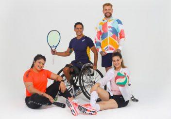 Asics anuncia patrocínio a quatro paratletas antes dos Jogos