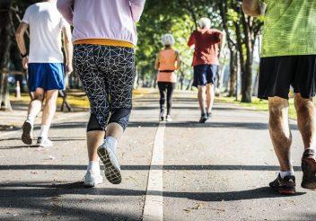 Dicas para começar a correr depois dos 40