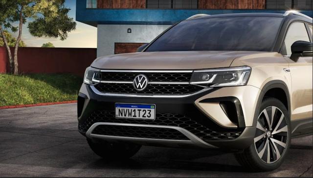 Taos 2022. Conheça o novo SUV da família VW!