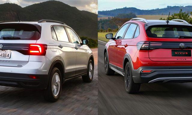 Quais são os modelos SUV da Volkswagen?