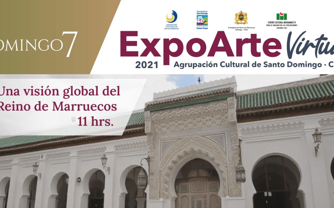 """""""Una visión global del Reino de Marruecos"""" – Domingo 7 de Febrero 11:00 Hrs."""