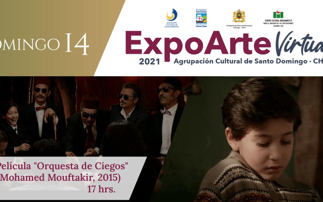"""CINE: """"Orquesta de Ciegos"""" – Domingo 14 de Febrero 17:00Hrs."""