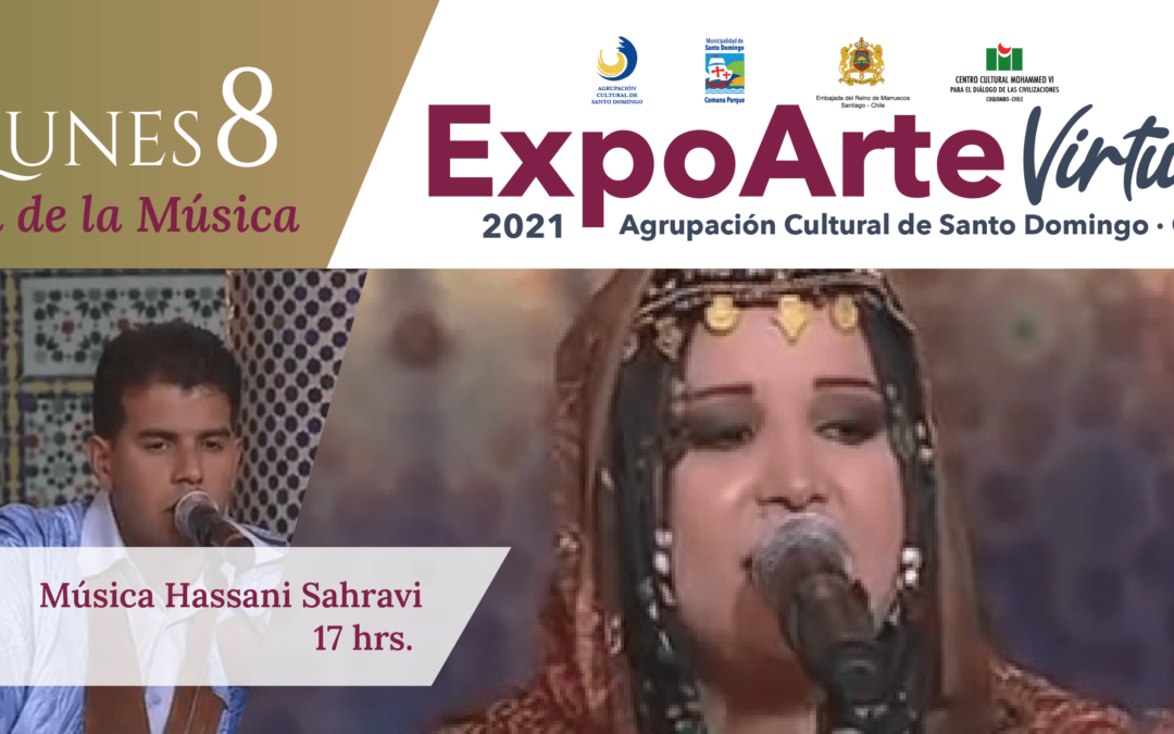 MÚSICA: Música Hassani Sahravi – Lunes 8 de Febrero 17:00Hrs.