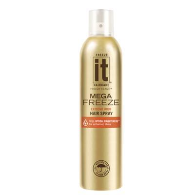 Imagem 1 do produto It Haircare Mega Freeze Extreme Hold Hair - Spray Fixador - 250g