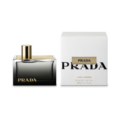 Imagem 1 do produto Prada L'eau Ambrée Prada Refilável - Perfume Feminino - Eau de Parfum - 50ml