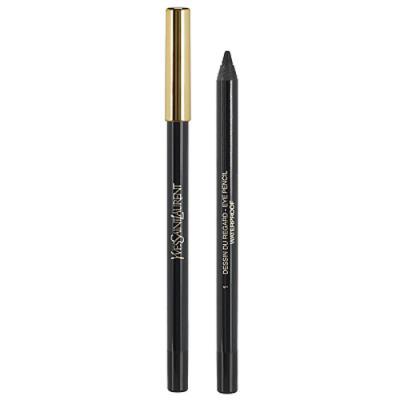 Imagem 1 do produto Dessin Du Regard Waterproof Yves Saint Laurent - Lápis para Olhos - 09 - Bright Royal Blue