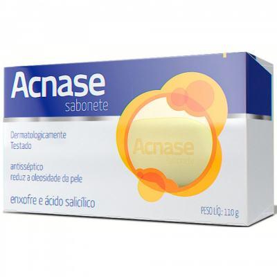 Imagem 2 do produto Kit Acnase Sabonete Antiacne 110g + Mousse de Limpeza Facial Clean 150ml - Sabonete Acnase 110g + Acnase Clean Mousse 150ml