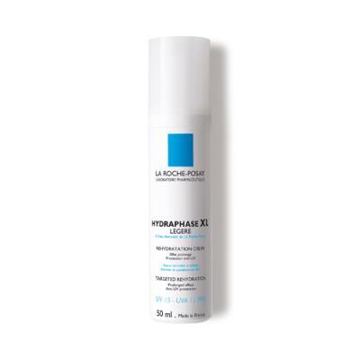 Hydraphase Xl Legere Fps 15 La Roche Posay - Fluido Rehidratante Facial Fps 15 - 50ml