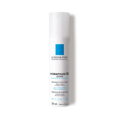Imagem 1 do produto Hydraphase Xl Legere Fps 15 La Roche Posay - Fluido Rehidratante Facial Fps 15 - 50ml