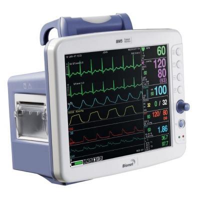 Imagem 1 do produto Monitor de Sinais Vitais BM5 Bionet