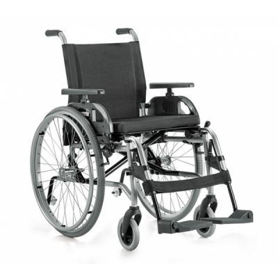 Cadeira de Rodas Taipu Prata Jaguaribe