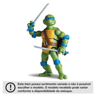 Tartarugas Ninja Figura Retrô - BR032