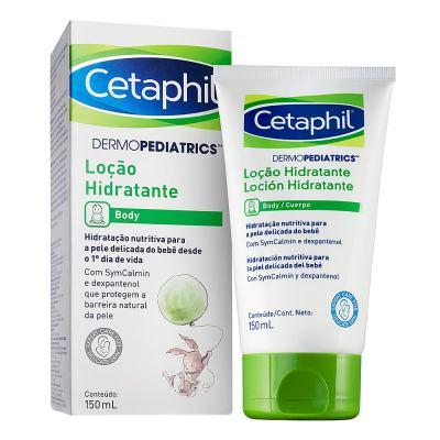 Imagem 1 do produto Loção Hidratante Cetaphil Dermopediatrics 150ml