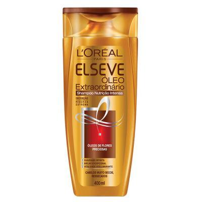 Imagem 3 do produto Kit Spray + Shampoo + Condicionador L'Oréal Paris Elseve Óleo Extraordinário Nutrição Intensa - Kit
