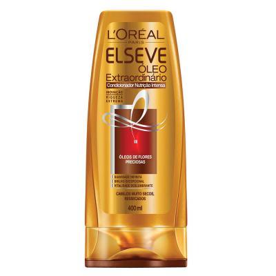 Imagem 4 do produto Kit Spray + Shampoo + Condicionador L'Oréal Paris Elseve Óleo Extraordinário Nutrição Intensa - Kit