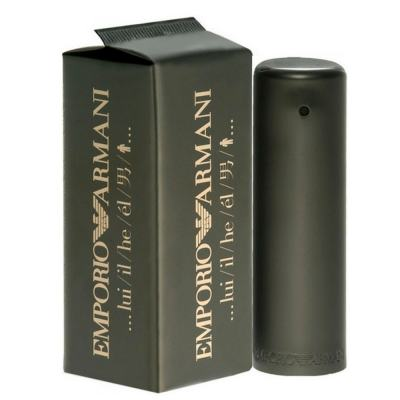 Imagem 3 do produto Emporio Armani Him Giorgio Armani - Perfume Masculino - Eau de Toilette - 30ml