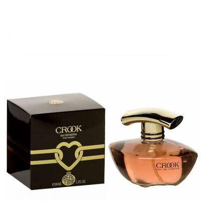 Imagem 2 do produto Crook Woman Real Time - Perfume Feminino - Eau de Toilette - 100ml