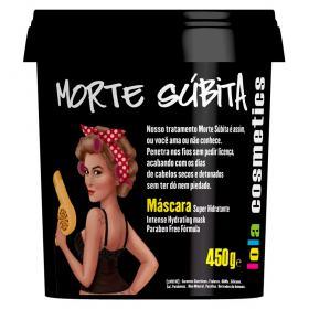 Lola Cosmetics Morte Súbita Super Hidratante - Máscara de Tratamento - 450g