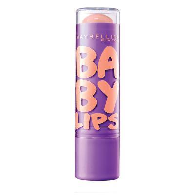 Protetor Labial Hidratante Maybelline Baby Lips Peach Kiss