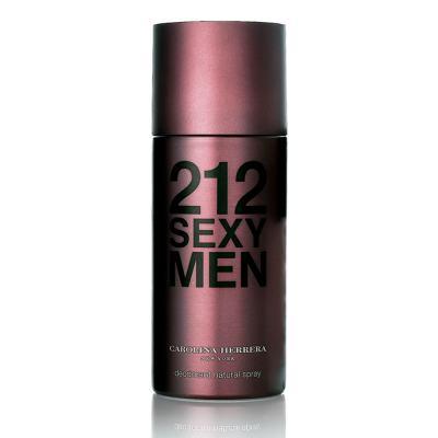 Imagem 1 do produto Desodorante 212 Sexy Men - 150 ml