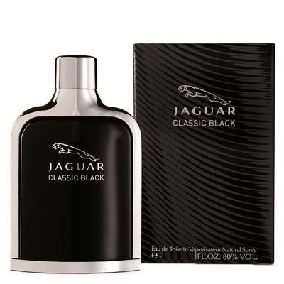 Imagem 2 do produto Jaguar Classic Black Jaguar - Perfume Masculino - Eau de Toilette - 40ml