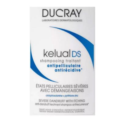 Imagem 2 do produto Ducray Anaphase+  Shampoo Antiqueda Fortificante - 100ml