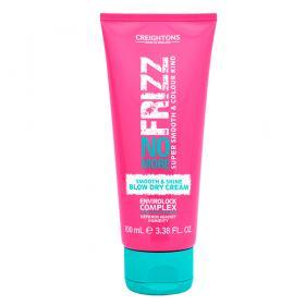 Creightons - Frizz No More Smooth Shine Blow Dry Cream - Protetor Térmico - 100ml