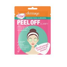 Máscara Facial Clareadora Dermage - Clarify Pell Off Mask - 10g