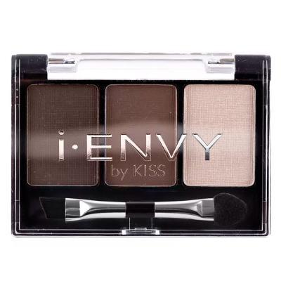 Imagem 4 do produto I-Envy By Kiss Kit Sombra de Sobrancelha First Kiss - Kit