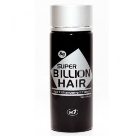 Super Billion Hair - Disfarce para a Calvície 8g - Castanho Claro