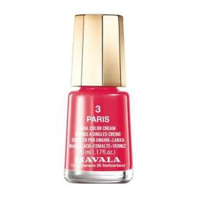 Mavala Mini Color 5ml - Esmalte Cremoso - 03 - Paris
