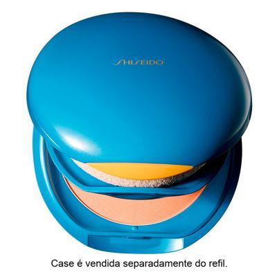 Refil - UV Protective Compact Foundation FPS35 Shiseido - Base Facial - Light Beige - SP20