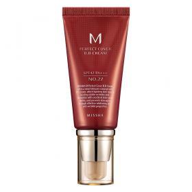 M Perfect Cover BB Cream 50ml Missha - Base Facial - 27 - Honey Beige