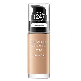 Colorstay Pump Normal Dry Skin Revlon - Base Líquida - True Beige