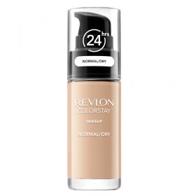 Colorstay Pump Normal Dry Skin Revlon - Base Líquida - Sand Beige