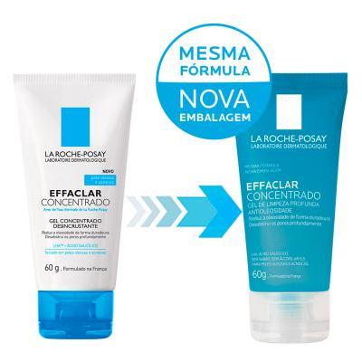 Imagem 2 do produto Gel de Limpeza Facial La Roche Posay - Effaclar Concentrado - 60g
