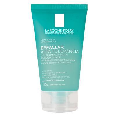 Gel de Limpeza Facial La Roche Posay - Effaclar Alta Tolerância - 150g