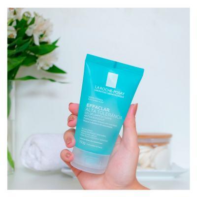 Imagem 3 do produto Gel de Limpeza Facial La Roche Posay - Effaclar Alta Tolerância - 150g