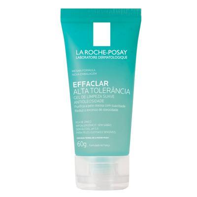 Gel de Limpeza Facial La Roche Posay - Effaclar Alta Tolerância - 60g
