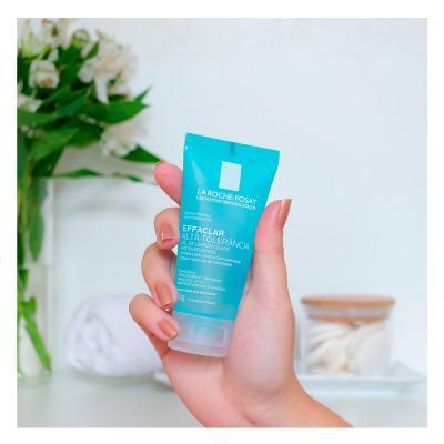 Imagem 3 do produto Gel de Limpeza Facial La Roche Posay - Effaclar Alta Tolerância - 60g