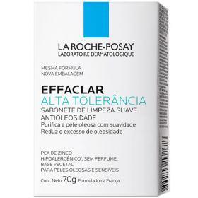 Sabonete Facial La Roche Posay - Effaclar Alta Tolerância - 70g