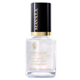 Star Top Coat Mavala - Cobertura Brilhante - Pink