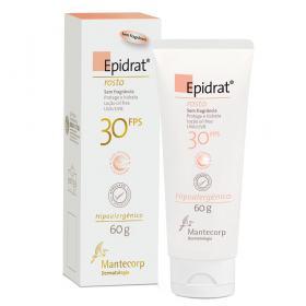 Epidrat Rosto FPS 30 - Loção Hidratante - 60g