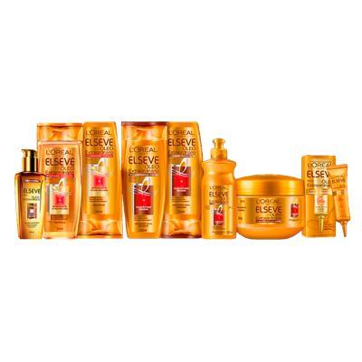 Imagem 2 do produto L'Oréal Paris Elseve Óleo Extraordinário Nutrição Intensa - Shampoo - 400ml