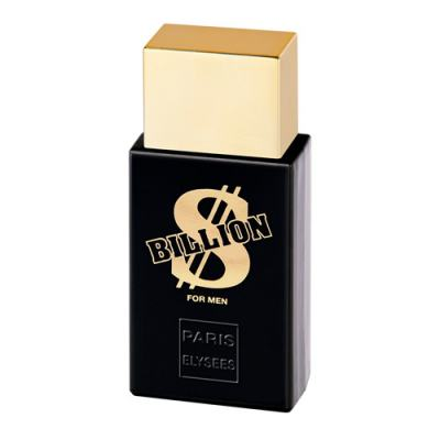 Billion Paris Elysees - Perfume Masculino - Eau de Toilette - 100ml