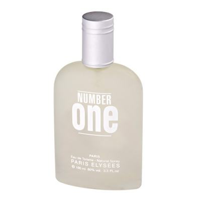Number One Paris Elysees - Perfume Unissex - Eau de Toilette - 100ml